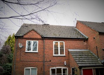 Thumbnail 2 bed flat for sale in Marys Court, Anstey, Leicester