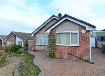 Thumbnail 2 bed detached bungalow for sale in Elliott Drive, Inkersall, Chesterfield