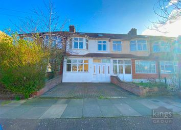 Thumbnail 4 bedroom terraced house for sale in Church Road, Ponders End, Enfield