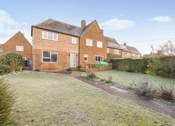 Thumbnail 5 bed semi-detached house for sale in Stonesfield, Oxfordshire