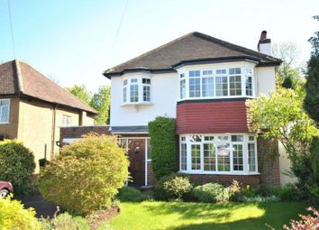 Thumbnail 3 bed detached house for sale in Byron Avenue, Coulsdon