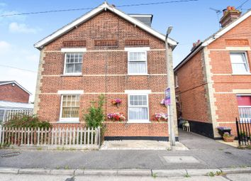 Thumbnail 4 bed semi-detached house for sale in Coombe Road, Southminster