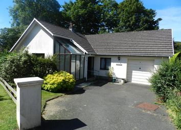 Thumbnail 3 bed detached bungalow for sale in Oakwood Grove, Haverfordwest, Pembrokeshire