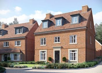 Thumbnail 4 bedroom detached house for sale in Kings Drive, Midhurst