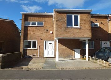 Thumbnail 3 bedroom terraced house for sale in Vallum Way, Newcastle Upon Tyne