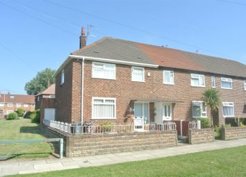Thumbnail 3 bed end terrace house for sale in Deepfield Drive, Huyton, Liverpool