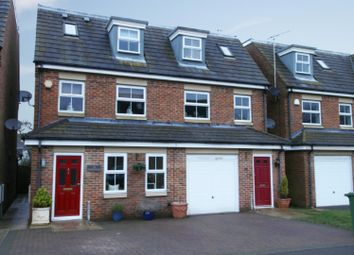 Thumbnail 3 bed semi-detached house for sale in Stratford Close, Aylesbury, Buckinghamshire