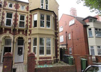 Thumbnail 1 bed flat to rent in Penylan Rd Flat 1, Penylan, Cardiff