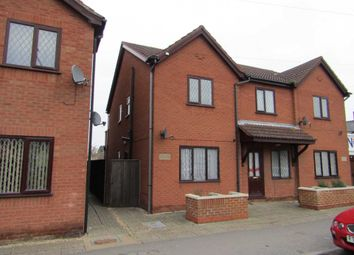 Thumbnail 1 bed flat to rent in Peacock Court, Sutton Bridge, Spalding