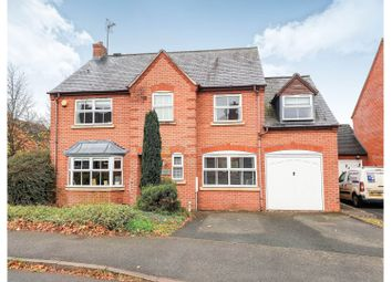 Thumbnail 5 bed detached house for sale in St. Laurence Way, Bidford On Avon