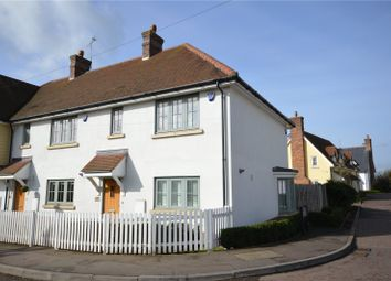Thumbnail 2 bed end terrace house for sale in Matthews Court, Harlow Road, Moreton, Essex