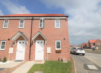 Thumbnail 2 bed town house for sale in Dominion Road, Scawthorpe, Doncaster
