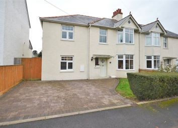 4 bed semi-detached house for sale in Norwood Road, Tiverton, Devon EX16