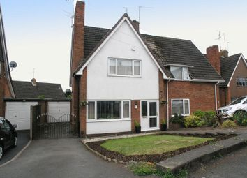 Thumbnail 2 bedroom semi-detached house for sale in Dudley, Russells Hall, Grenville Road
