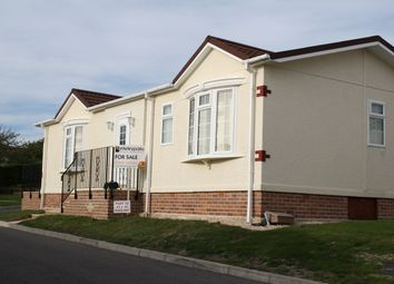 Thumbnail 2 bed mobile/park home for sale in New Park Home, New Park Home, Swanage