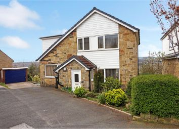 Thumbnail 4 bed detached house for sale in Savile Close, Clifton, Brighouse