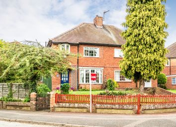 Thumbnail 3 bed semi-detached house for sale in Priory Road, Bicester