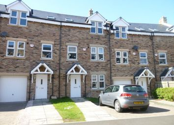 Thumbnail 4 bed terraced house to rent in Park View, Alnwick