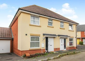 3 bed semi-detached house for sale in Vetch Way, Andover SP11
