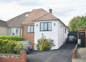 Thumbnail 2 bed semi-detached bungalow for sale in Coombfield Drive, Dartford