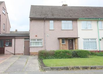 Thumbnail 3 bed terraced house for sale in Whitemeadow Drive, Crosby, Liverpool