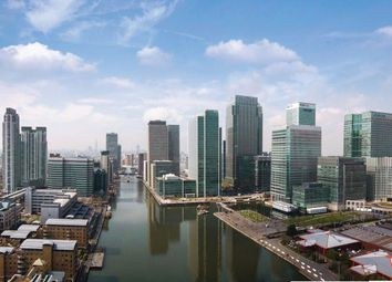 Thumbnail 2 bedroom flat for sale in Dollar Bay, 3 Dollar Bay Place, Canary Wharf, London