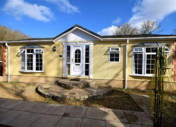 Thumbnail 2 bed detached bungalow for sale in Llangollen Road, Ty Canol Caravan Park, Llangollen