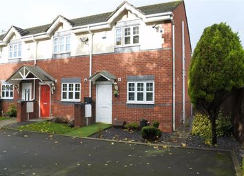 Thumbnail 2 bed end terrace house for sale in Queensway, Partington, Manchester