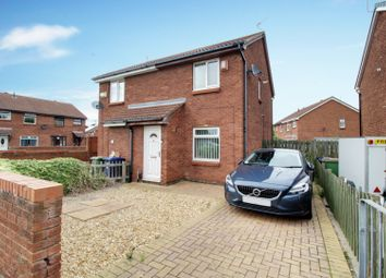 Thumbnail 2 bedroom semi-detached house for sale in St. Patrick's Road, Middlesbrough, Cleveland