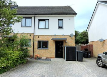 Thumbnail 4 bed end terrace house for sale in Someries Hill, Luton, Bedfordshire