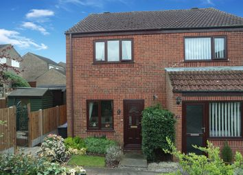 Thumbnail 2 bedroom semi-detached house for sale in Waveney Road, Bungay