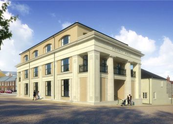 Thumbnail 2 bed flat for sale in Flat 1 Pouncy Hall, Liscombe Street, Poundbury, Dorchester