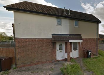 Thumbnail 2 bedroom terraced house to rent in Banstead Close, Wolverhampton