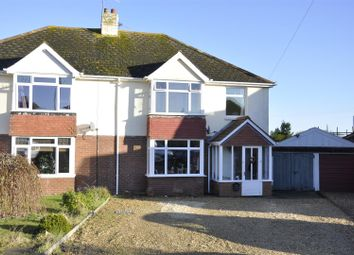 Thumbnail 3 bed semi-detached house for sale in Endsleigh Crescent, Clyst Honiton, Exeter