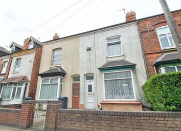 Thumbnail 3 bed terraced house for sale in Pershore Road, Selly Park, Birmingham