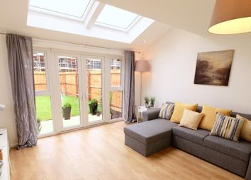 Thumbnail 3 bedroom semi-detached house to rent in Herringbone Road, Worsley, Manchester