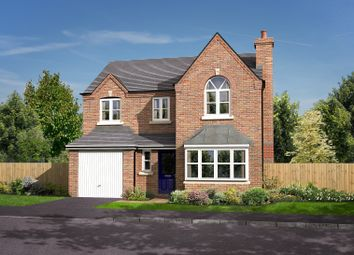 Thumbnail 4 bed detached house for sale in The Wharfdale, Greenhill Road, Liverpool, Merseysid