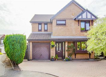 Thumbnail 4 bed detached house for sale in Acrefield, Padiham, Lancashire