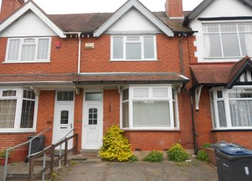 Thumbnail 3 bed terraced house to rent in Reddings Lane, Birmingham