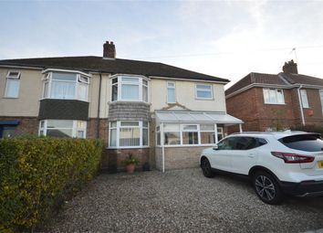 Thumbnail 4 bed semi-detached house for sale in Curtis Road, Hellesdon, Norwich
