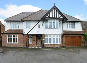 Thumbnail 6 bed detached house for sale in The Avenue, Worceser Park, Surrey
