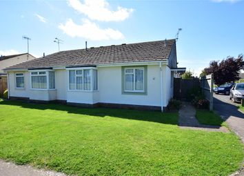 Thumbnail 3 bed semi-detached bungalow for sale in Middle Mead, Beaumont Park, West Sussex