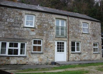 Thumbnail 2 bed semi-detached house to rent in Glentowan Road, Pentewan, St. Austell