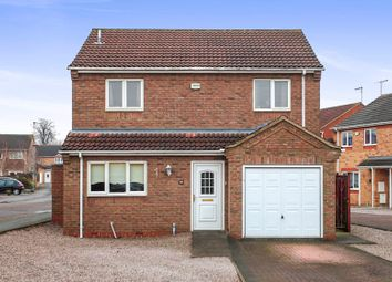 Thumbnail 4 bedroom detached house for sale in Lyvelly Gardens, Peterborough