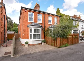 Thumbnail 2 bedroom semi-detached house for sale in Parkside Road, Sunningdale, Berkshire