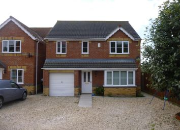 Thumbnail 4 bedroom detached house to rent in Juniper Way, Gainsborough, Lincolnshire