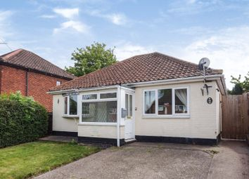 2 bed detached bungalow for sale in Bowmandale, Barton-Upon-Humber DN18
