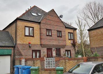 Thumbnail 3 bed flat to rent in Trafalgar Close, London