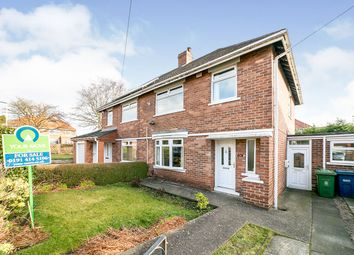 Thumbnail 3 bed semi-detached house for sale in Derwent View, Blaydon-On-Tyne