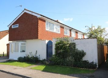 Thumbnail 3 bed semi-detached house for sale in Darkfield Way, Woolavington, Bridgwater